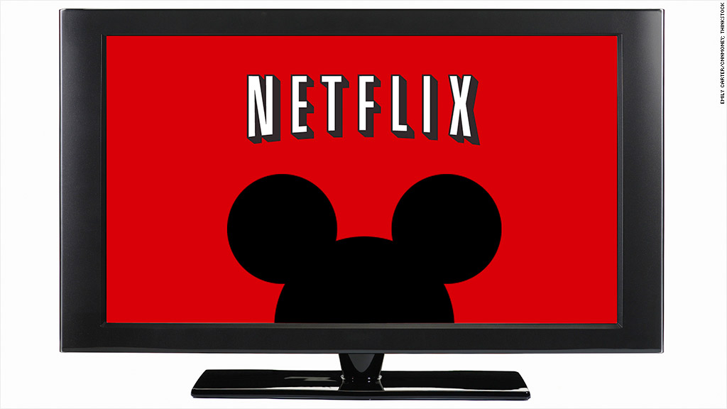 Image result for disney and netflix