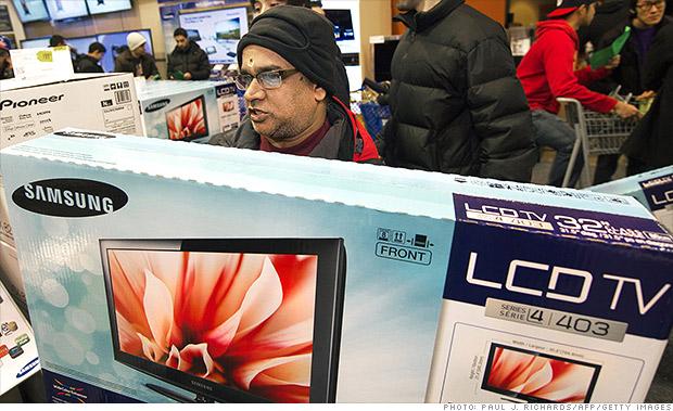 Flatscreen TVs