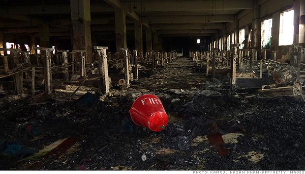 Wal Mart Toughens Regulations After Bangladesh Fire Jan