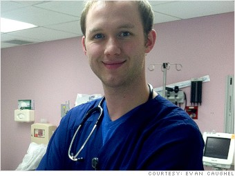 Is a male nurse a 'murse'?