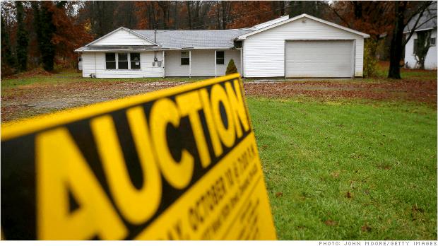 mortgage modification program