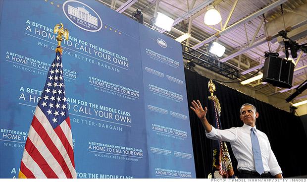 obama housing speech