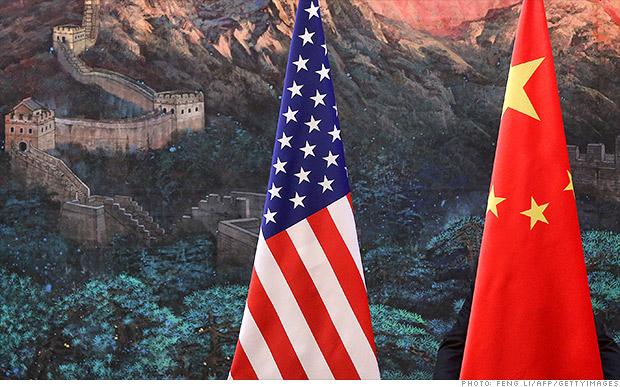 china us treasuries