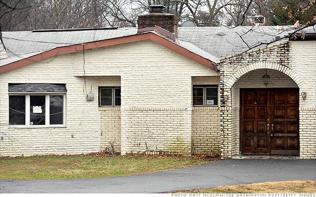 foreclosure decline