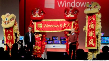 Microsoft in China