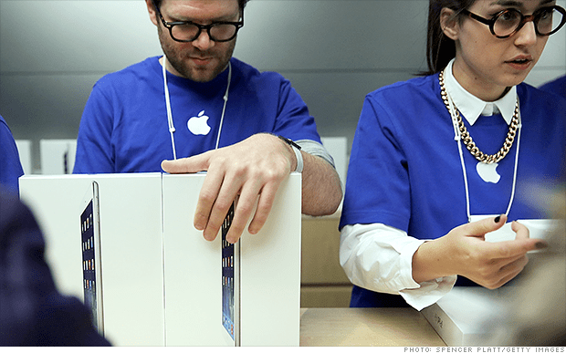 apple employees
