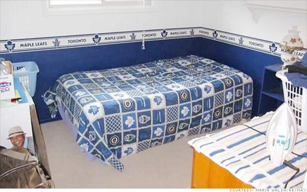bieber bedroom