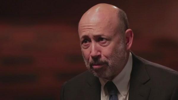 Goldman's Lloyd Blankfein breaks into ranks of billionaires