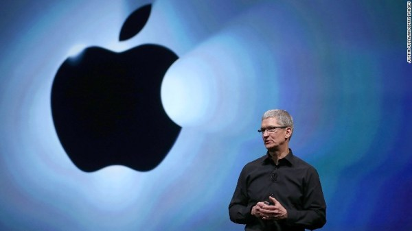 Apple's Tim Cook to donate his fortune to charity - Mar ...