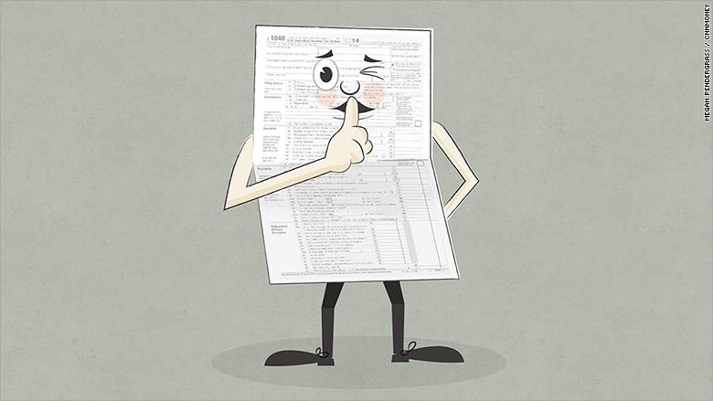 dirty tax secrets