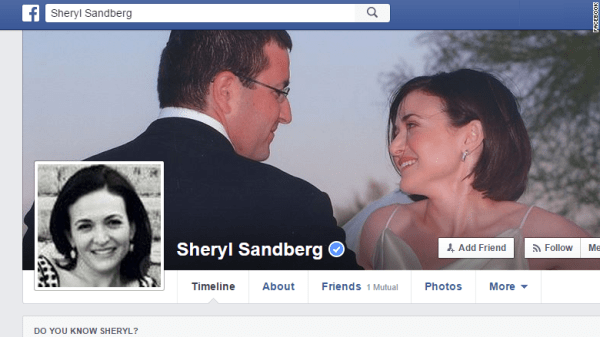 Sheryl Sandberg makes her first public comments about late ...