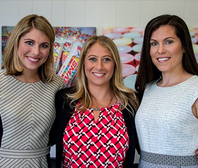 Liz Sarah And Jessica Dee L To R Run The Smarties Candy Company Smarties Is A Family Owned Business That Their Grandfather Founded In