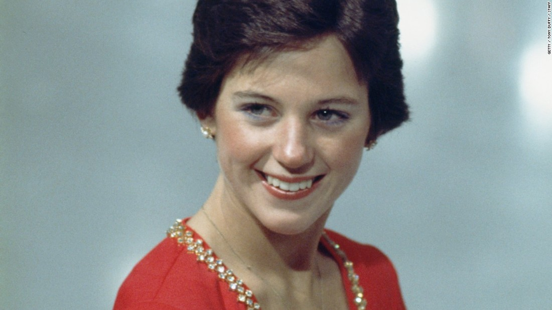 Dorothy Hamill Power Hairstyles Through The Ages CNNMoney