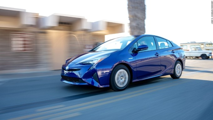 Surprise! The new Prius is actually fun