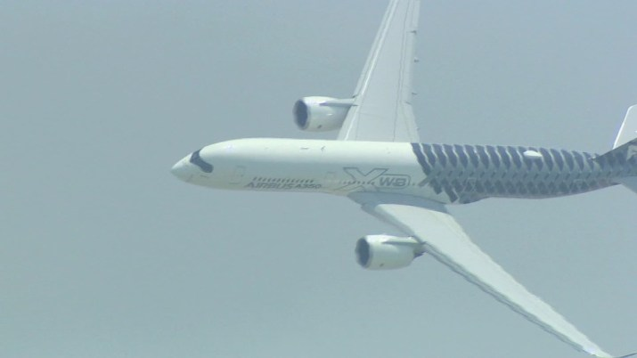 Airbus CEO upbeat on future of A380