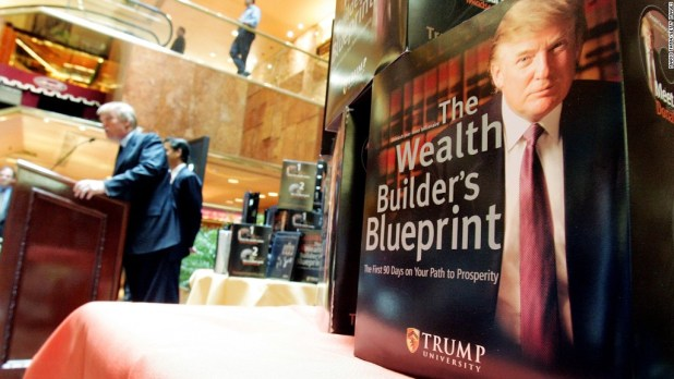 Trump University lawsuits settled for $25 million