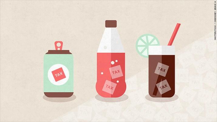 britain tax on sugar