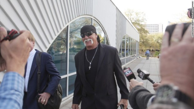 hogan gawker outside court