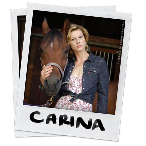 runway injustice Carina Vretman polaroid story 2