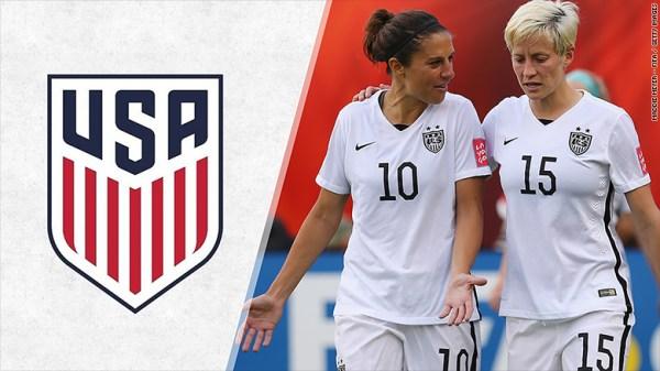 U.S. Women's Soccer team can't strike, court says - Jun. 3 ...