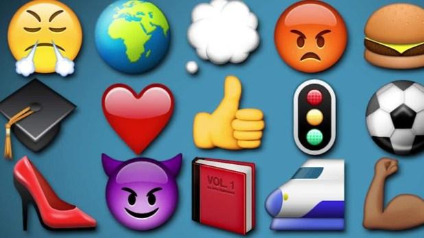 A world of emojis