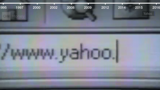 Timeline: The rise and fall of Yahoo