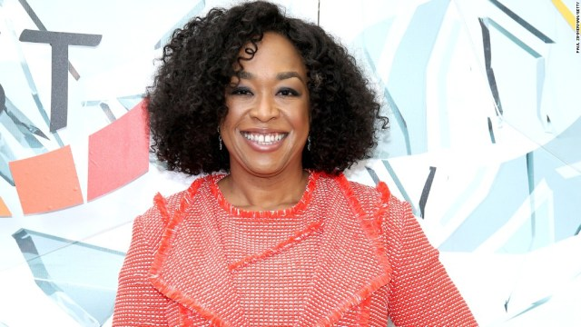 Shonda Rhimes is a Hollywood powerhouse