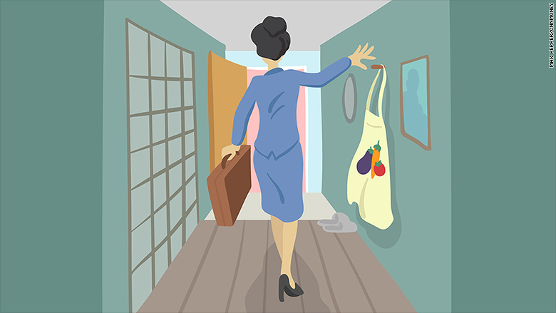 japanese working women