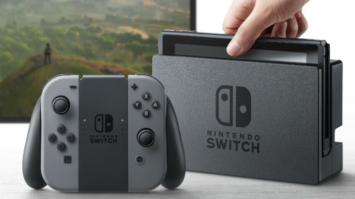 Nintendo Switch Console System