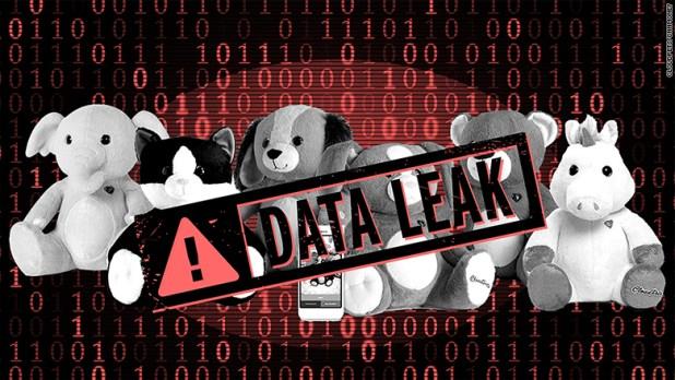 cloud pets data leak