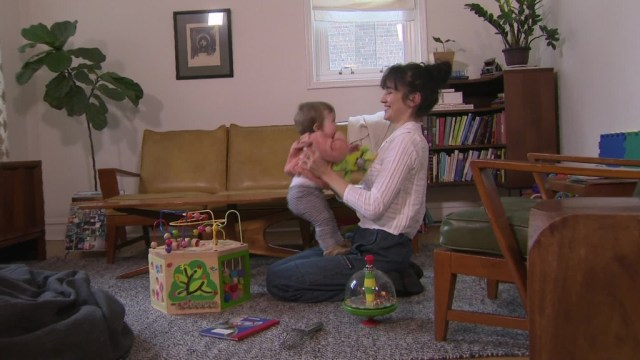 The fight for paid family leave