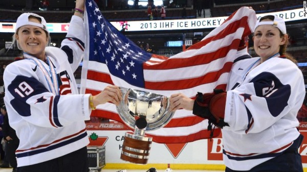 U.S. women's hockey team will sit out world championships ...