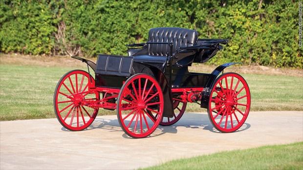 sears motor buggy