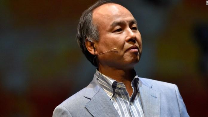 Conoce al magnate tecnológico &quot;loco&quot; Masayoshi Son &quot;border =&quot; 0 &quot;/&gt; <span class=