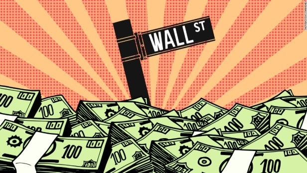 Is this the new normal for Wall Street?