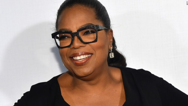 Oprah on a political run in the past: 'Never!'