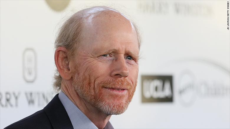 Image result for ron howard han solo