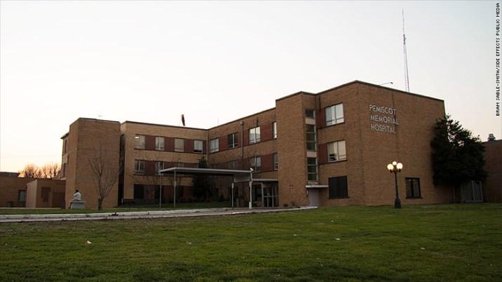 pemiscot memorial hospital building