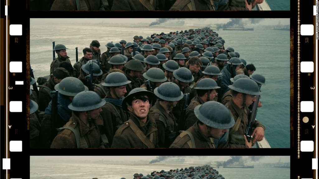 Image result for 'Dunkirk' wins weekend box office, 'Girls Trip' surprises