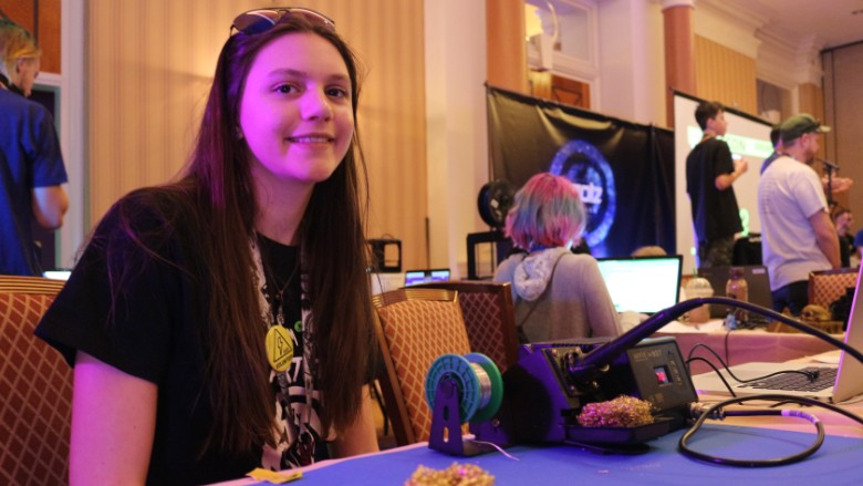 Image result for The U.S. Army is teaching kids how to hack at DEF CON