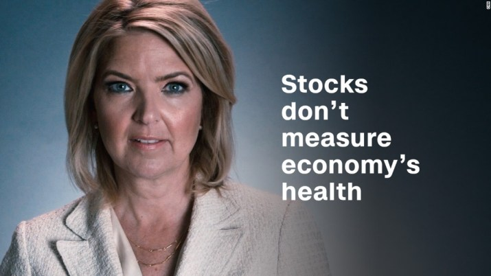 Why stocks don't measure the health of the economy