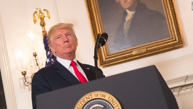 Uncomfortable questions about President Trump