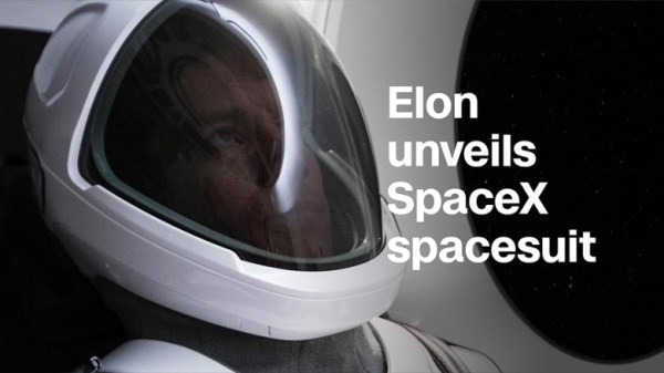 Elon Musk unveils SpaceX's new spacesuit - Video - Technology