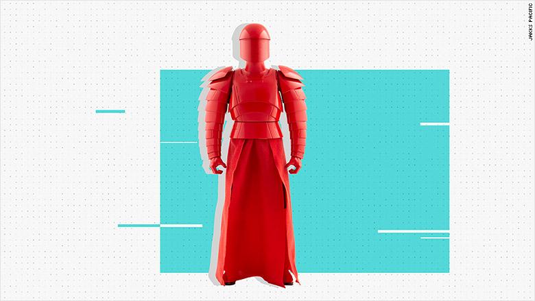 praetorian guard action figure