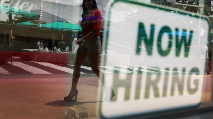 Job growth slows but unemployment still low