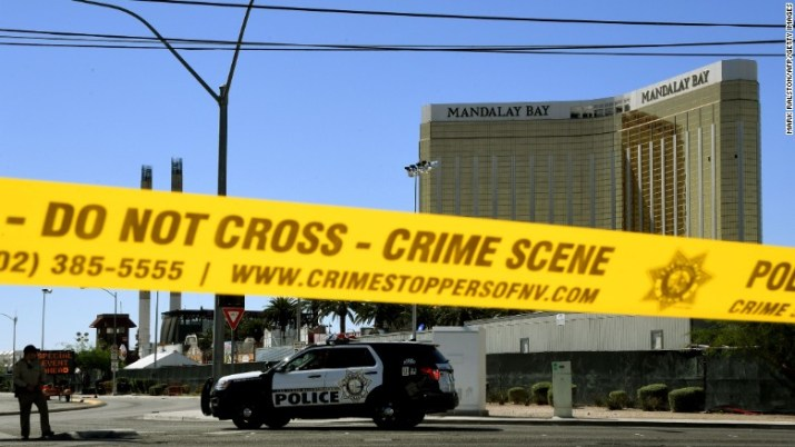 las vegas crime tape