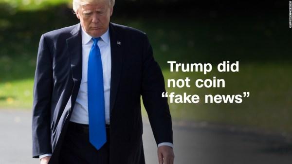 John McCain to Trump: Lay off the 'fake news' claims