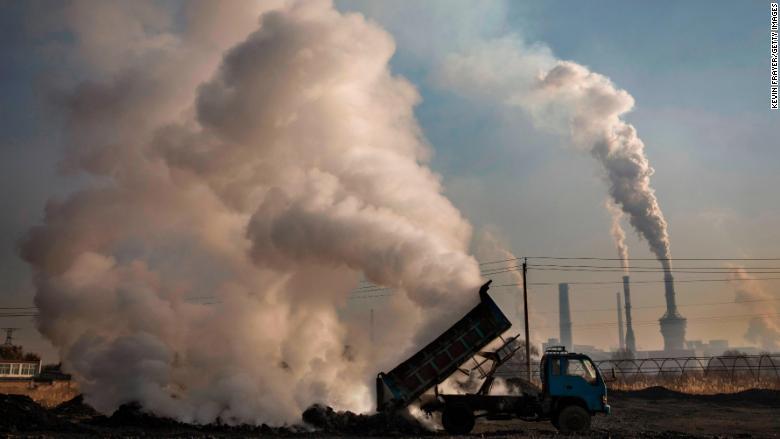 china pollution crackdown environment