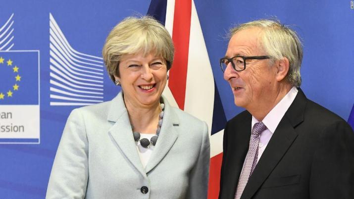 UK, EU reach breakthrough Brexit agreement