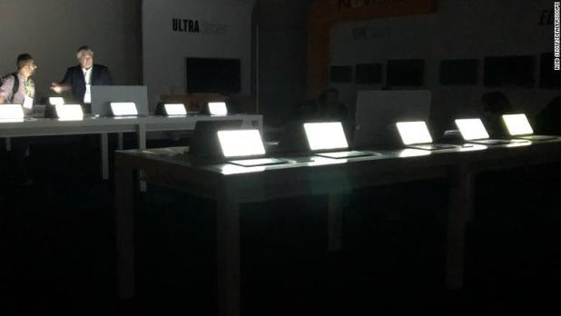 CES Blackout